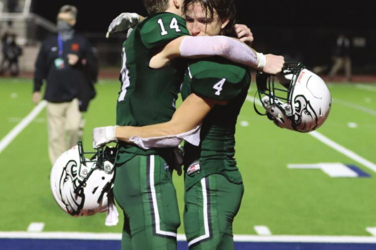 Eagles fall to state-ranked Gilmer, 54-21