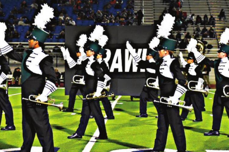 Mighty Canton Band sets sights on Area Dec. 8