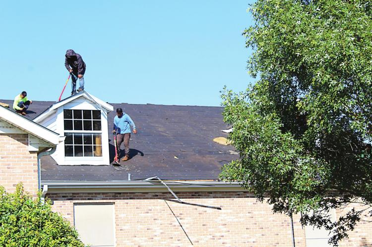 READING & ROOFING