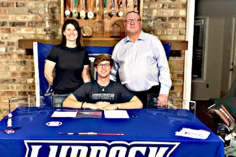 Nelson commits to Lubbock Christian