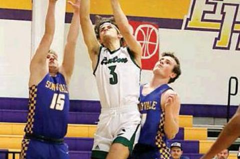 Eagles win first Edgewood title since 1999