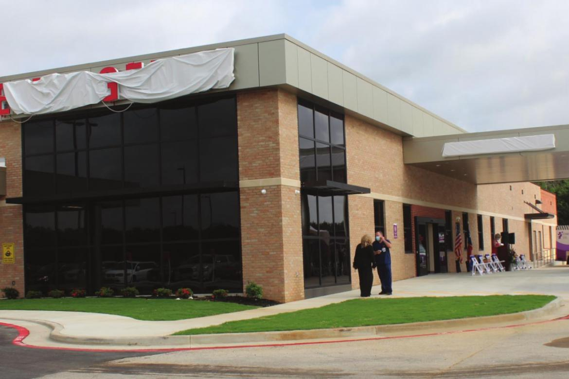 VZ County now home to emergency room